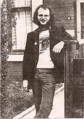 Arnold visits Jeffery in Leeds, 1973