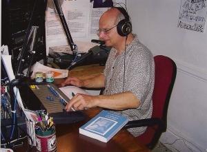 Arnoldo on the air 2009.