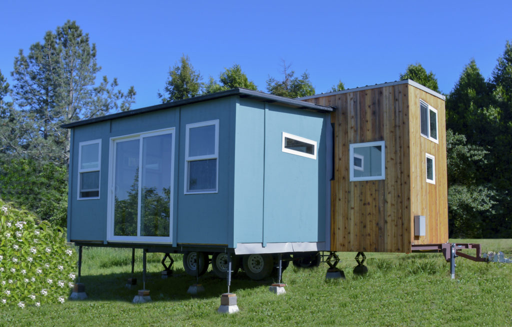 Wing Suite expandable tiny homes - Sonoma County