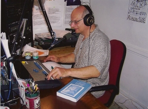 Arnoldo on the air 2009.