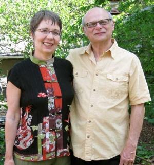 Indiana Jane and Arnoldo.