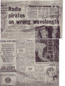 "Evening News, May 21 1975. ""Wrong Wavelength"""