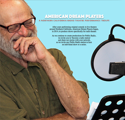 American Dream Players - Radio Theatre